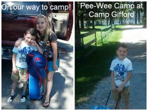 camp g